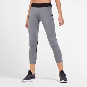 Adidas 'Alphaskin' Cropped 7/8 Sport Leggings
